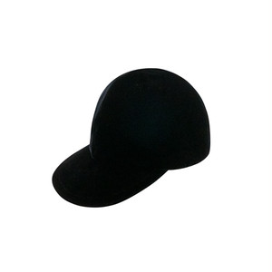 ADJUSTER CAP(VELVET)/ black