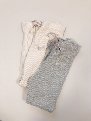 【kids】gray leggings