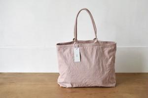 Utility Bag・pink(持ち手長タイプ)/ TEJIKA