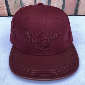 Dr.Martens Logo BB Cap Cherry Red
