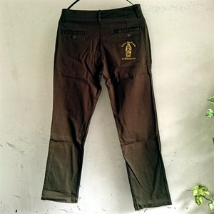 VOLUME ORIGINAL / TAPERED CHINO PANTS