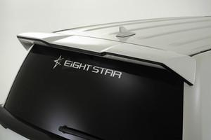 ランドクルーザー200中期 EIGHT STAR リアウィング
