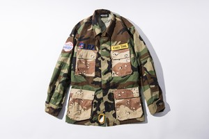 CUSTOM ARMY JKT T-4