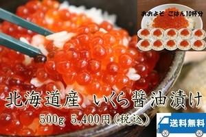 北海道産いくら 500g