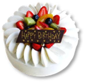 【テイクアウト】パティスリーNorth40-40 ホールケーキ