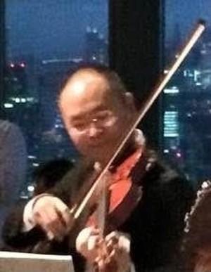 バイオリンも弾けるITおじさん 48歳 東京在住