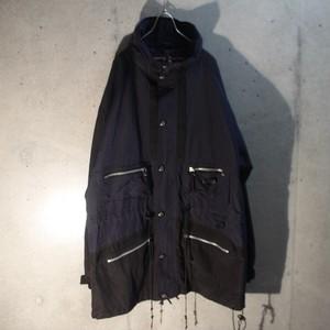 Nylon Half Coat