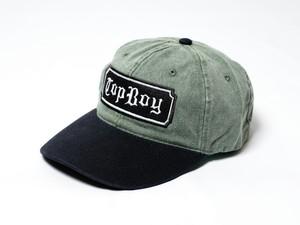 "topboy ""gang logo cap"""