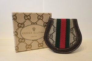 Gucci 70's Coin case