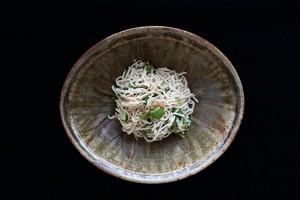 翠窯 / カレー皿(鬼釉)