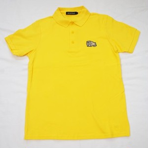 BULLDOG POLO SHIRT YELLOW