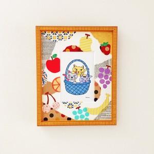 cat fruits basket