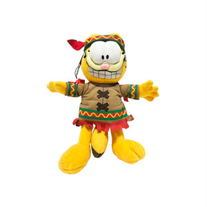 Garfield Indian Plush Toy
