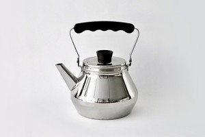 vintage HACKMAN stainless kettle  /  ヴィンテージ ハックマン ステンレス ケトル