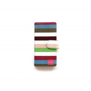 北欧デザイン Android対応手帳型マルチケース  | stripe2