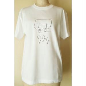 プレーリードッグをみるみーちゃん  Tシャツ
