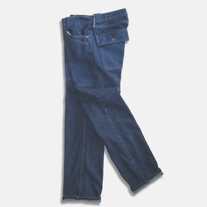 WCH 505's Remake Fatigue Denim Jeans #A