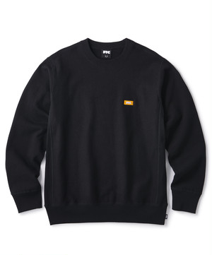 FTC / SMALL BOX LOGO CREW NECK -BLACK-