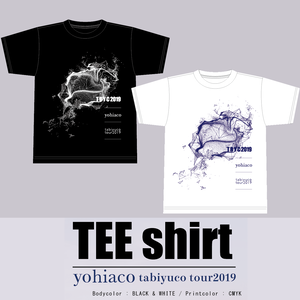 yohiaco tabiyuco tour2019 OFFICAL TEE