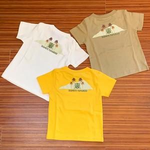 オリジナルTシャツ「イリオモテヤマネコ」子供用