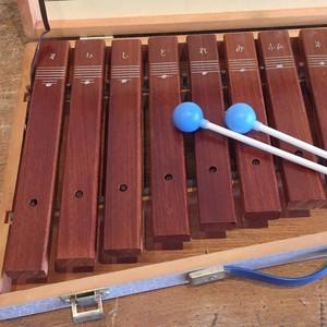 こおろぎ社カバン型木琴