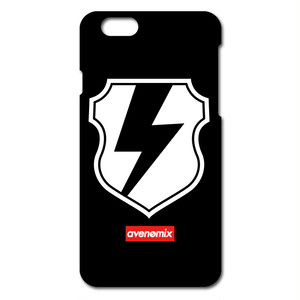 avenomix / THUNDER EMBLEM iPhone CASE BLACK