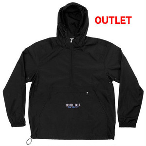 【アウトレット】HOTEL BLUE KANGAROO JACKET BLACK サイズS