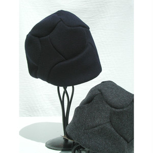 Pole Pole 17202 Wool Toque ウールトーク帽