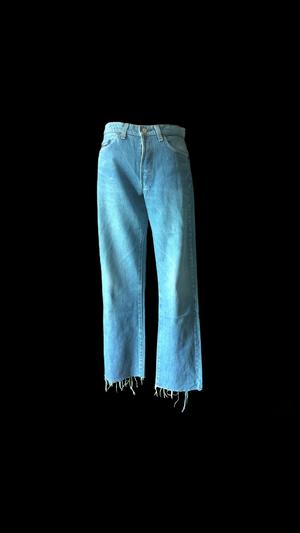 80s Levi's 501 OVER DYE pants