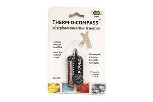 SunCompany Therm-o-compass RIDGE MOUNTAIN GEAR Ver.Black