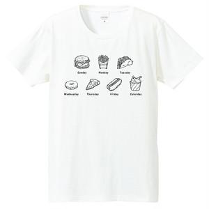 [Tシャツ] Junk Food Week