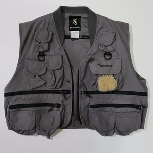 BROWNING FISHING VEST