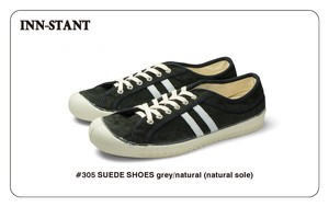 INN-STANT SUEDE SHOES #305