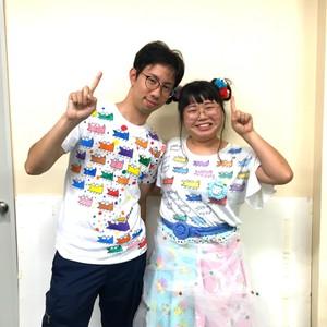 バルワニTシャツ (手描き)