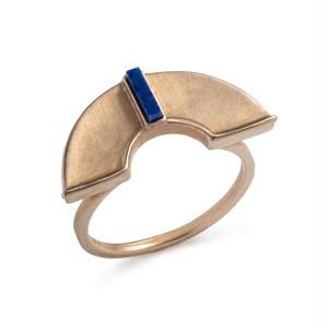 Betsy & Iya - Lapis ring