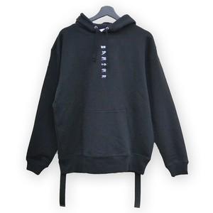 Pullover Hoodie ...絶殺... (JFK-045) - Black