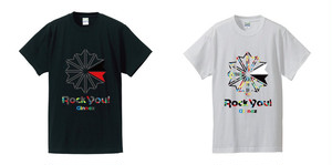 Rock You Tシャツ
