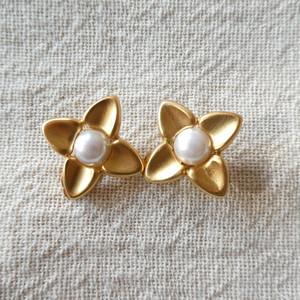 80s ヴィンテージイヤリング vintage earrings