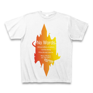 Live Tour 2017「VECTOR」 Tシャツ(No Words 城がオレンジ)
