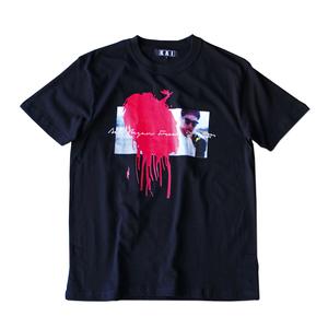 応援Tシャツ.TS03 Black