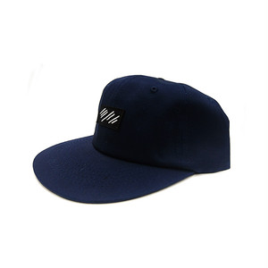 scar /////// BLOOD 6PANEL CAP (Navy)