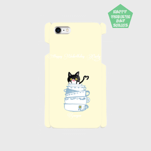 【HappyUnbirthday!カップサーバー】iPhoneプラケース