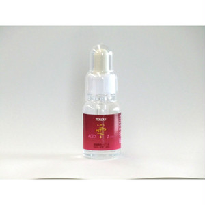 「雫0」強酸液:重金属を溶解、殺菌・消臭効果