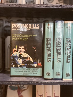 "POST NO BILLS""VHS set"""