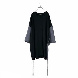 Gather-T-shirts ( black/navy)