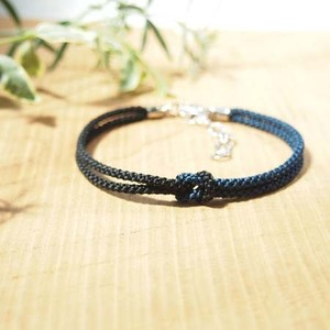 men's bracelet ■mb(black)