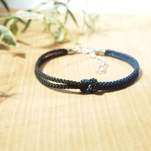 men's bracelet ■mb(black)