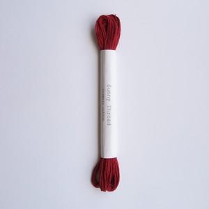 Sunny thread #24 オーガニックコットン 刺繍糸