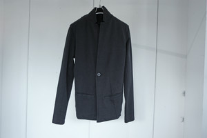 thom krom / Easy Jacket / BLK