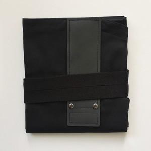 BLACKxBLACK HASHIRA-JYU mitten pocket set